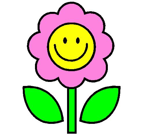 Flor 2 1 Pintado Por Lara Margarida 234588 on Color Flashcards