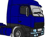 Desenho Camião pintado por mc carros tunados