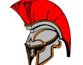 Desenho Carro pintado por kratos