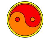 Desenho Mandala 33 pintado por Naruto