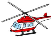 Desenho Helicoptero  pintado por marcos eduardo