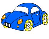 Desenho Carro de brinquedo pintado por GUILHERME HARADA MORATO