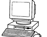 Desenho Computador 2 pintado por Notebook