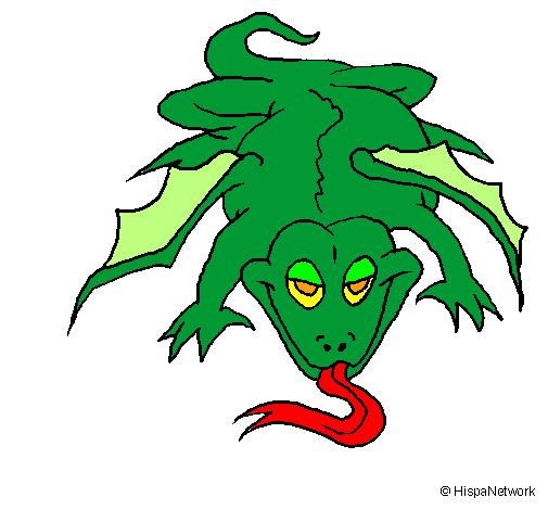 Lagarto mutante