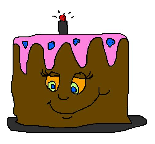 Bolo de aniversário II