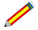 Desenho Lápis II pintado por lapis