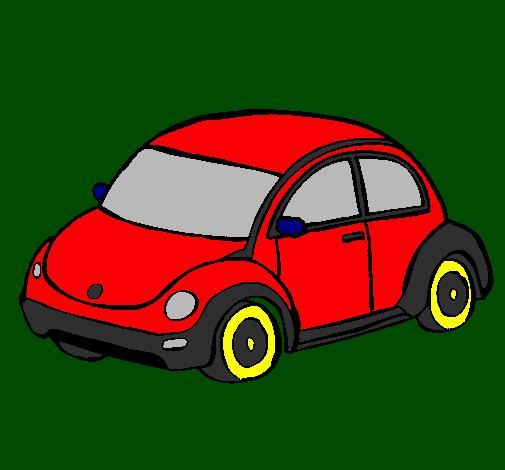Automóvel moderno