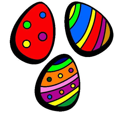 Ovos de páscoa IV