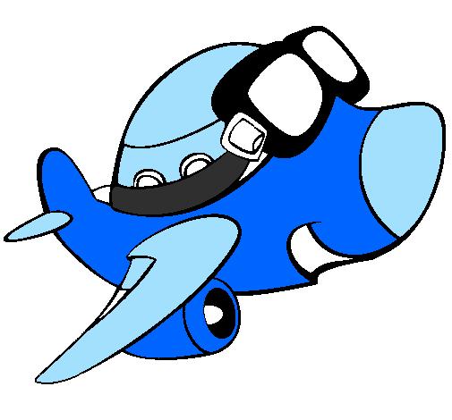 Desenho De Avi 227 O Peque 241 O Ii Pintado E Colorido Por Usu 225 Rio