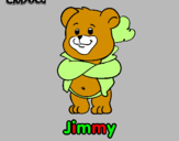 Desenho Jimmy pintado por Jimmy