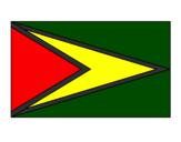 Desenho Guiana pintado por thigo