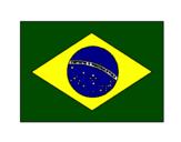 Desenho Brasil pintado por ramirez