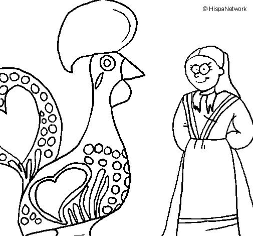 desenho de portugal pintado e colorido por usuário não registrado o