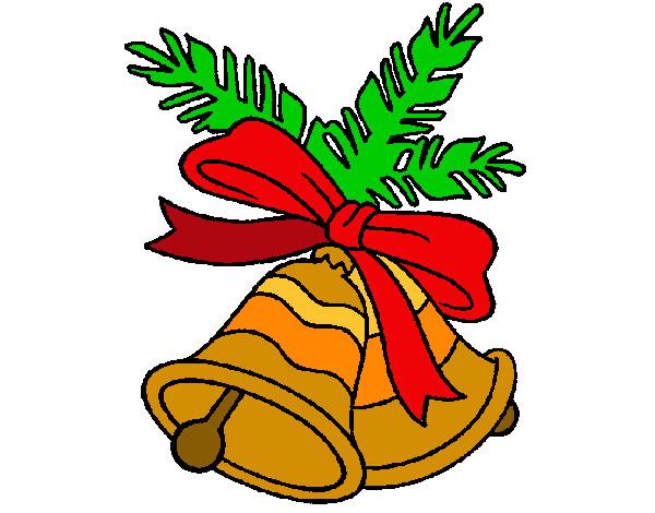 Desenhos De Sinos De Natal Para Colorir