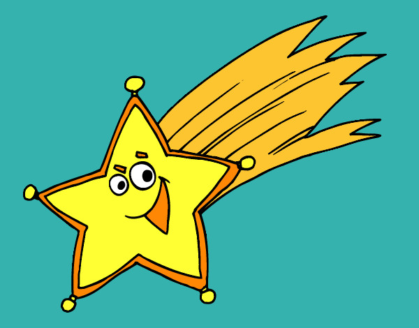 Desenhos De Estrelas Para Colorir