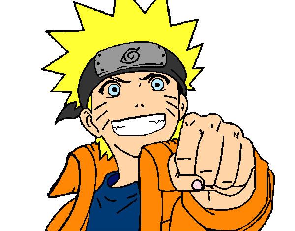 Imagens Para Colorir De Naruto: Desenhos De Naruto Para Colorir