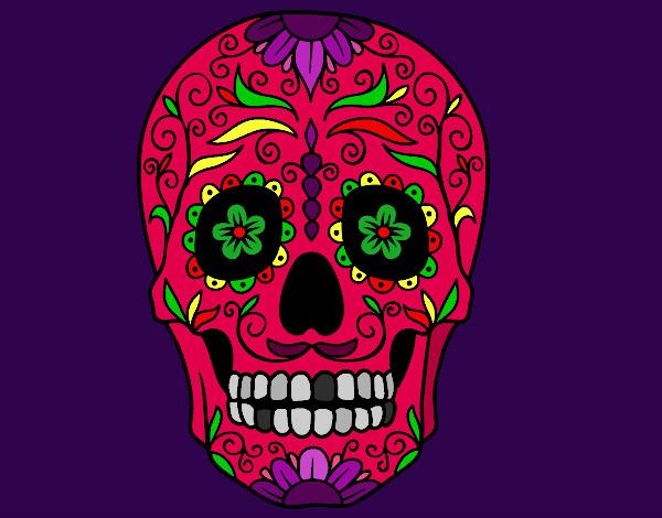 25  melhores ideias de Caveira mexicana feminina no Pinterest