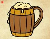 Desenho Cerveja pintado por Ann20