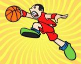 Salto de basquete