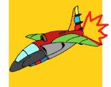Nave a aterrar