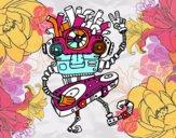 Robô DJ