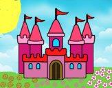 Castelo fantástico