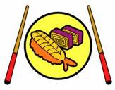 Placa de Sushi