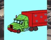 Camião trailer