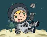 Menino astronauta