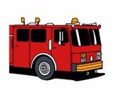 Camião de bombeiros