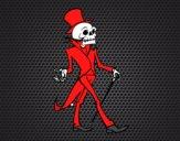 Senhor esqueleto
