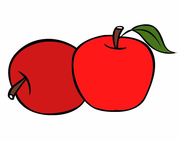 Desenho Frutas Png