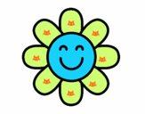 Flor simples