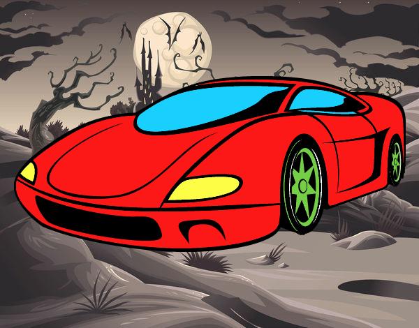 Desenhos de Carros esportivos para Colorir - Colorir.com