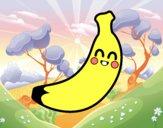Banana das Canárias