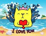 Mensagem de amor