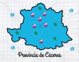 Província Cáceres
