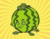 Senhor melancia
