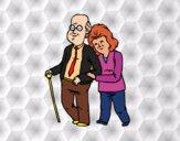 Felizes os avós
