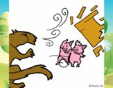 Os três porquinhos 9