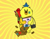 Urso de viajante