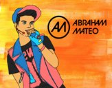 Abraham Mateo cantando
