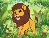 O rei da selva