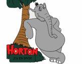 Desenho Horton pintado por kelly24