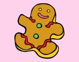Boneco do biscoito