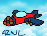 Avião hélice