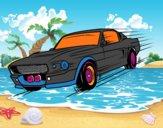 Mustang retrô