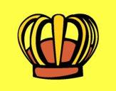 Desenho Corona pintado por ceciliaz