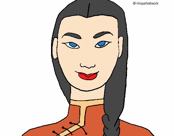 Jovem chinês
