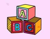 Cubos educacionais ABC